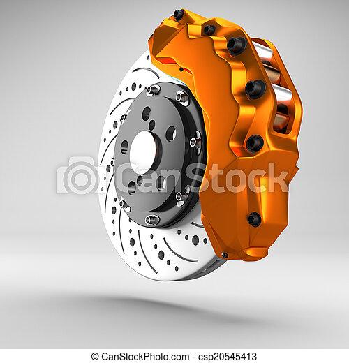3d brake. - csp20545413