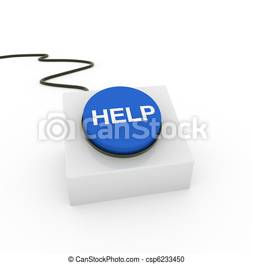 3d button help - csp6233450