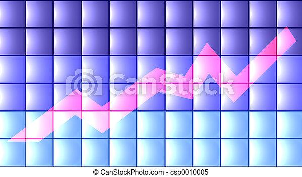 3D Chart - flat - csp0010005