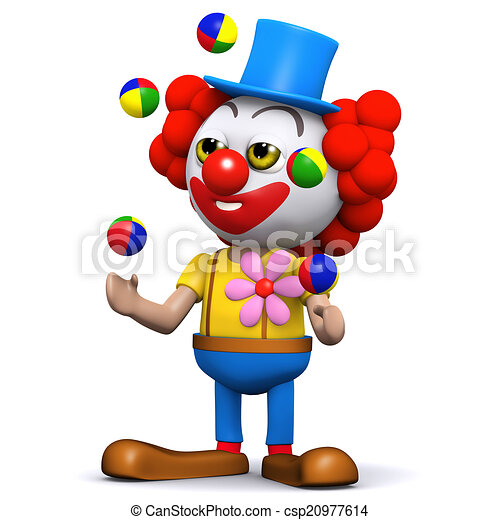 Juggling Stock Vector Illustration And Royalty Free Juggling Clipart    Cartoon dog, Cartoon, A cartoon
