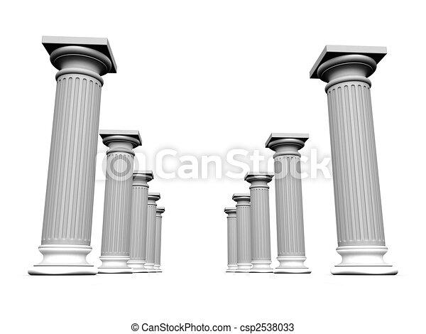 3d column - csp2538033
