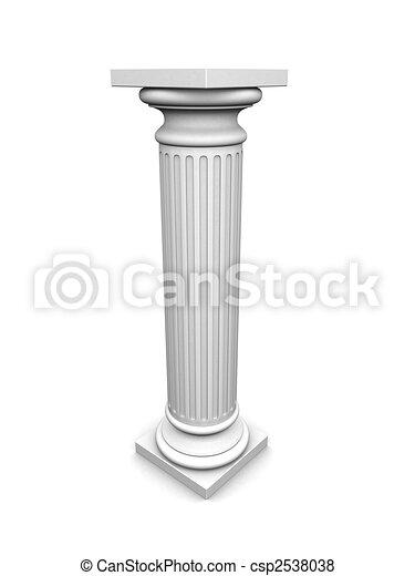 3d column - csp2538038