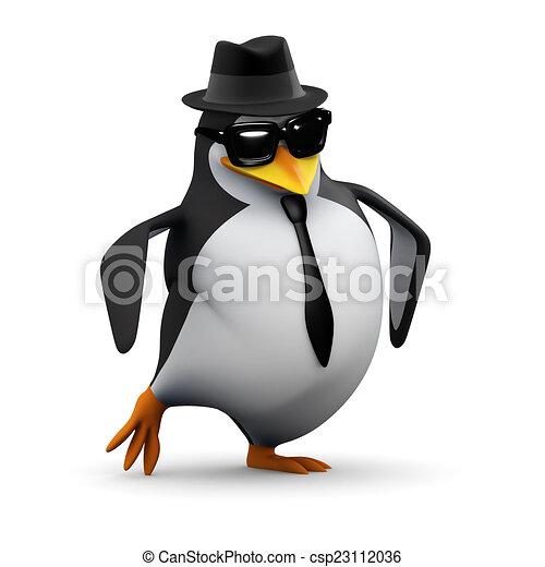 3d cool penguin does his dance 3d render of a penguin umbrella clip art free printable umbrella clip art black and white