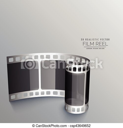 3d film reel strip background clipart vector search illustration 3d film reel strip background vector voltagebd Image collections
