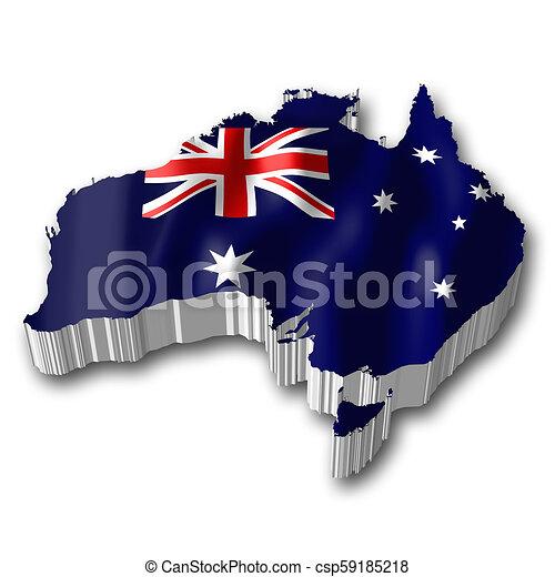 Free Australia Australia Flag Clipart in AI, SVG, EPS or PSD