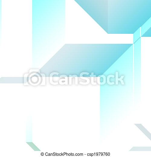 3d Geometric pattern - csp1979760