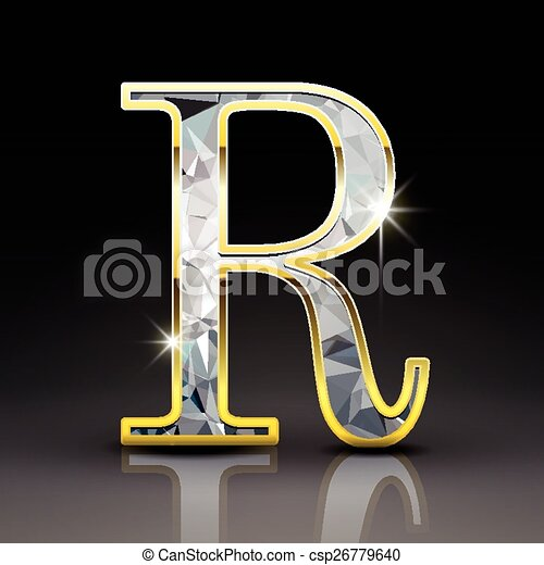 3d gorgeous diamond letter r isolated on black background 3d gorgeous diamond letter r csp26779640 altavistaventures Image collections