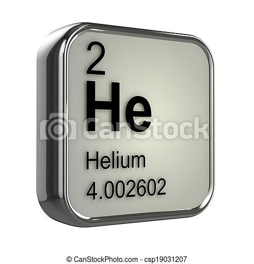 3d helio elemento render elemento tabla peridica 3d helio elemento csp19031207 urtaz Choice Image