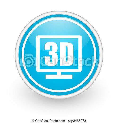 3d icon - csp8466073