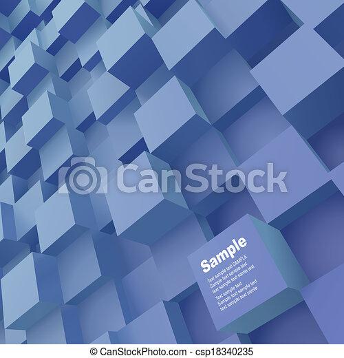 3D illustration - csp18340235