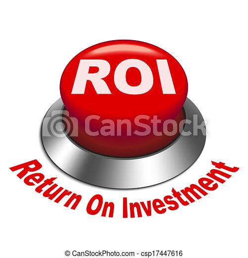 3d illustration of roi  return on investment  button vector clip art search illustration france flag clip art black and white french flag clip art