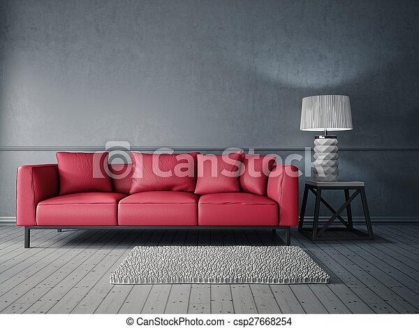 3d interior - csp27668254
