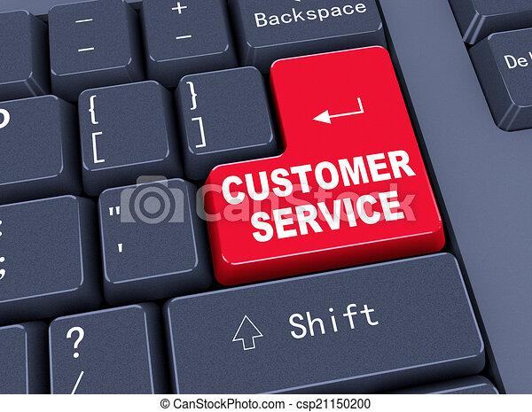 3d keyboard - customer service - csp21150200