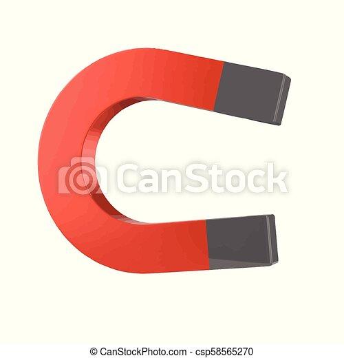 3d Magnet - csp58565270