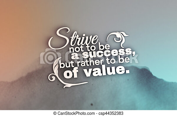 3D Motivational poster - csp44352383