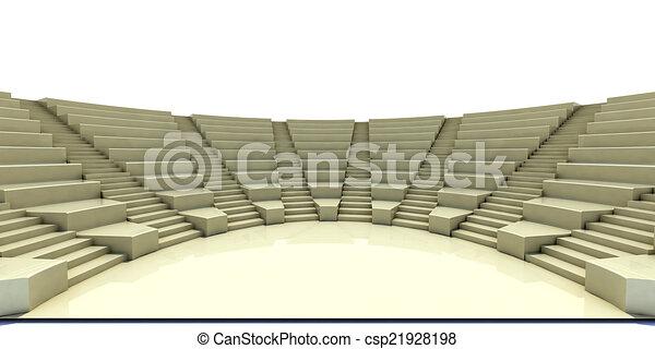 3d parliament - csp21928198