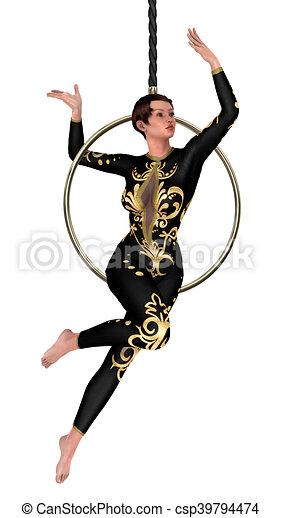 Circus performer photo 28