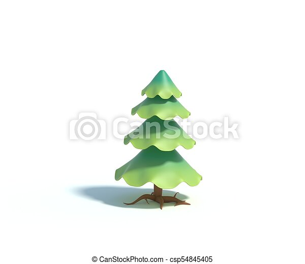 3d Rendering Of Cartoon Fir Tree Simple Green Pine Tree With Shadow Isolated On White Background Set Of Stylized Coniferous Canstock Are you searching for cartoon tree png images or vector? https www canstockphoto com 3d rendering of cartoon fir tree 54845405 html