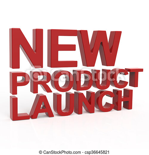 new product launch A successful new product launch takes research, planning and a skilled and  knowledgeable marketing team the product must fulfill consumer needs and.