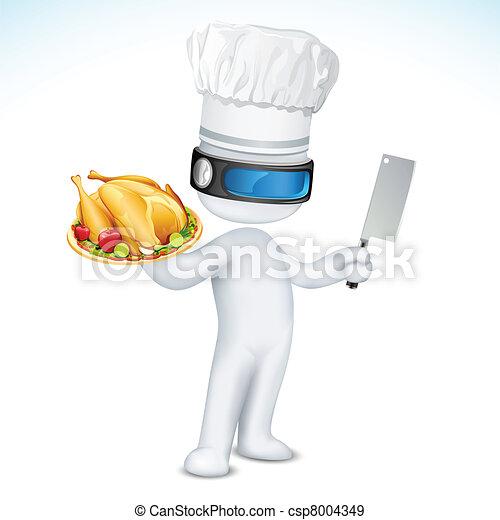 3d Scalable Cook - csp8004349