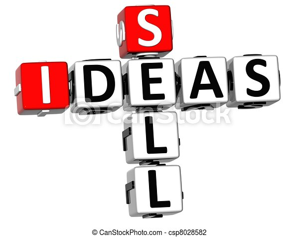 3d sell ideas crossword on white background clip art search rh canstockphoto com shell clip art images shell clip art free