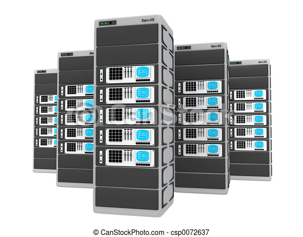 3d servers - csp0072637