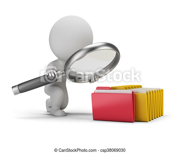 3d small people - search documents - csp38069030
