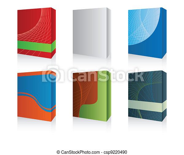 3d software box - csp9220490