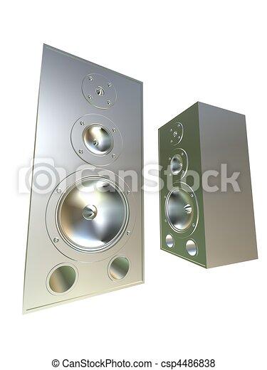 3d speakers  - csp4486838