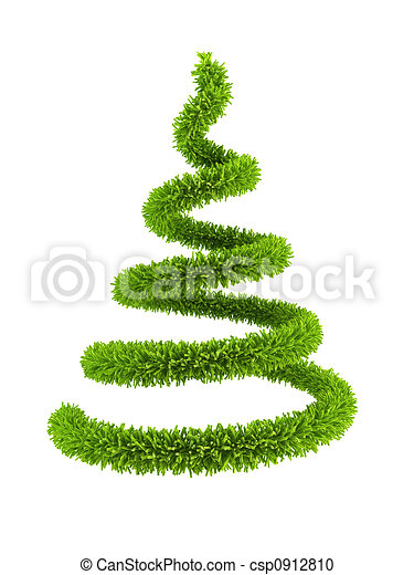 3d symbolic new year s t symbolic christmas tree 3d rendering rh canstockphoto com Happy New Year Clip Art New Year's Background