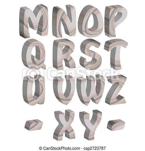 Célèbre Graphics For Alphabet 3d Graphics | www.graphicsbuzz.com NW85