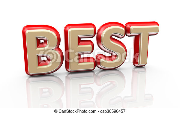 3d word best - csp30596457