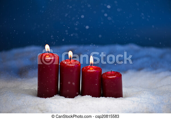 3rd Advent - csp20815583