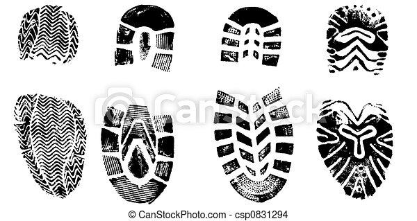 4 BootPrints - csp0831294
