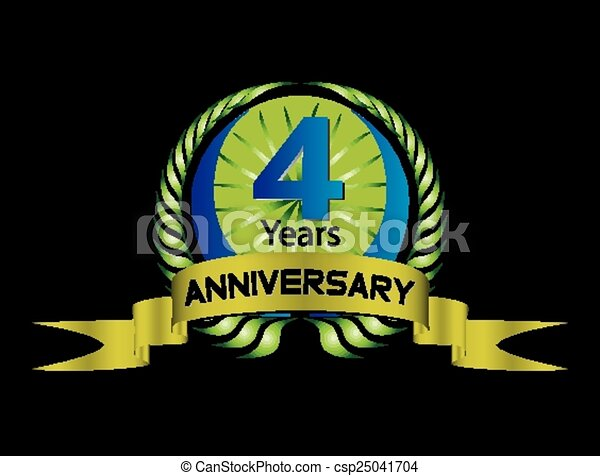 Th anniversary stock vectors royalty free th anniversary