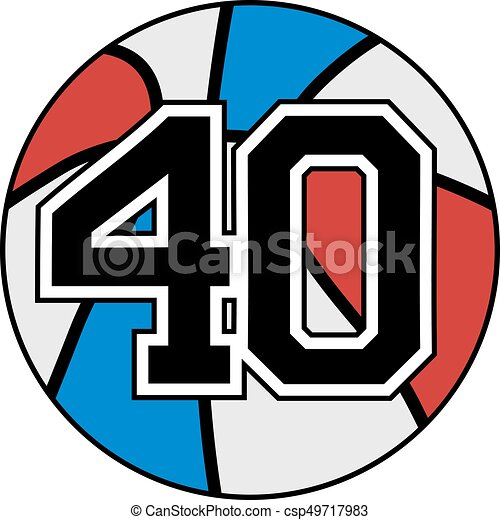 40 basket - csp49717983