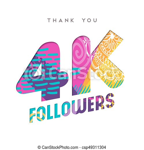 1000 follower celebration - 3 5