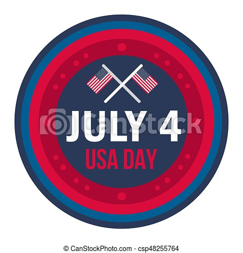 4th july day 4th july usa independence day celebration banner 4th july day csp48255764 m4hsunfo