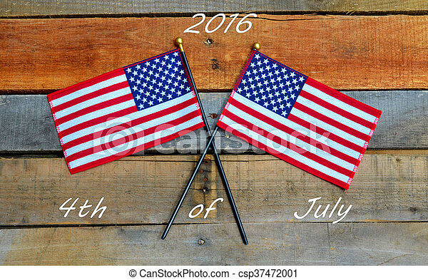 4th of July, Independence Day - csp37472001