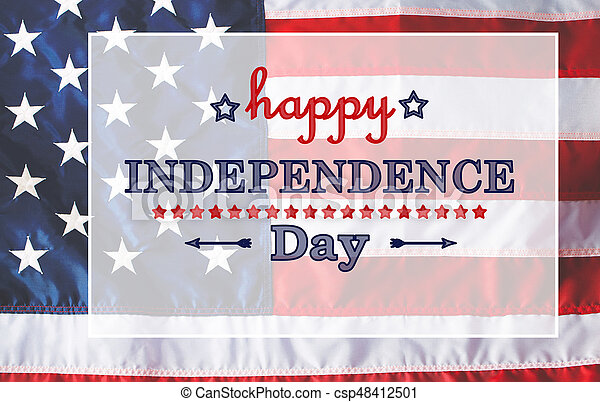 4th of July message - csp48412501