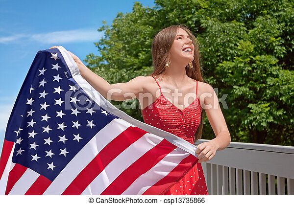 4th of July - csp13735866