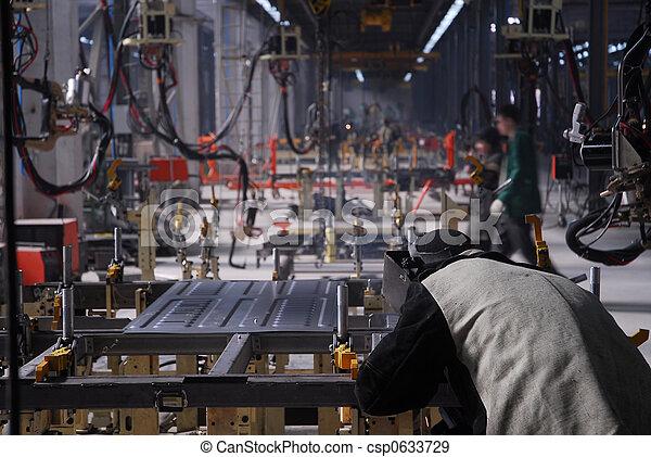 5, 工場 - csp0633729