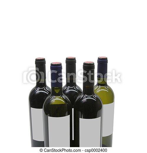 5 bottles - csp0002400