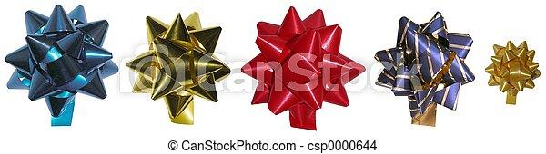 5 bows - csp0000644