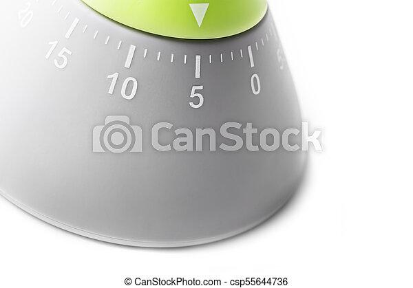 Egg Timer 5 Minutes