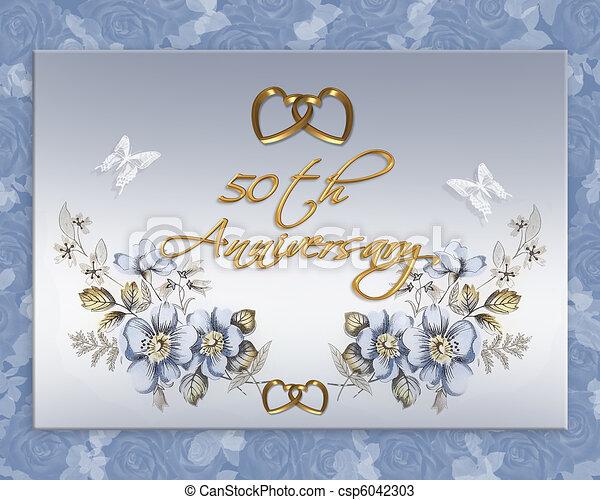 Carta De Aniversario 50 Imágenes Y Composición De