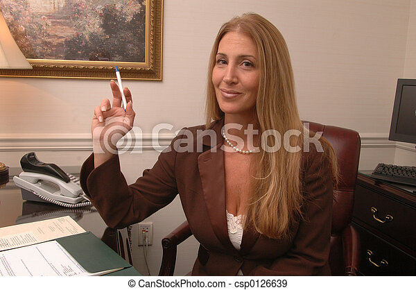 526, 経営者, 女性 - csp0126639
