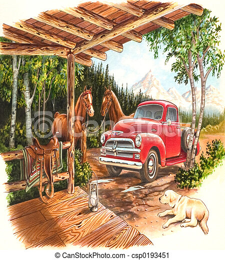 54 Chevy - csp0193451