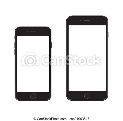 Nuevo smartphone iPhone 6 - csp21963547