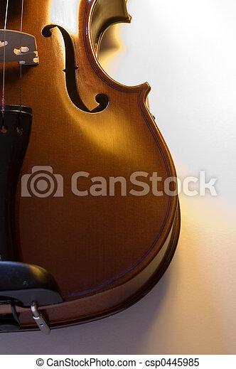 (6), op, instruments:, afsluiten, viool, muzikalisch - csp0445985